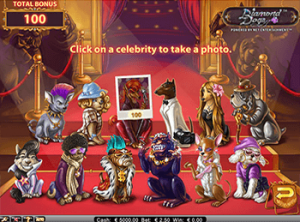 Зеркало с Diamond Dogs