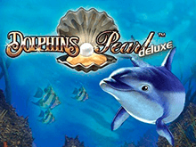Dolphin's Pearl Deluxe от зеркала с демо Вулкана