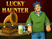 Автомат Lucky Haunter в Вулкан Платинум платно