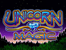 Автомат Unicorn Magic на зеркале