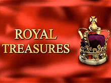 Royal Treasures на зеркале